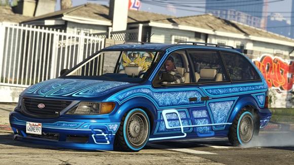 Vapid Minivan Custom 2