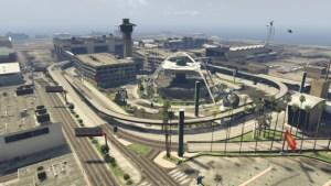 Mystère GTA V - Aeroport