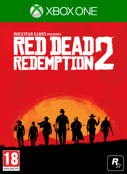Jaquette Red Dead Redemption 2 Xbox One