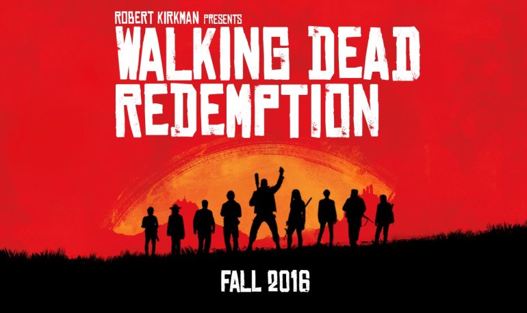Parodie The Walking Dead Red Dead Redemption 2