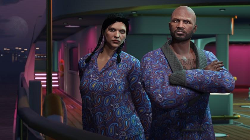 Tenue Weekend Spécial GTA Online