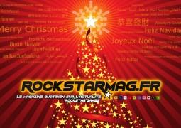Rockstar Mag' vous souhaite (de nouveau) un joyeux Noël !