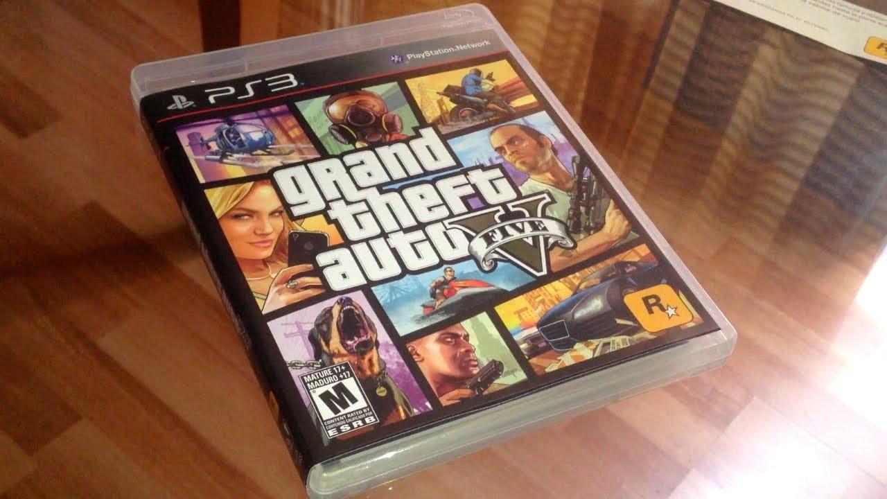 Grosse mise à jour serveurs GTA V PS3