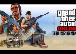 La bande annonce du DLC Gunrunning est sortie !