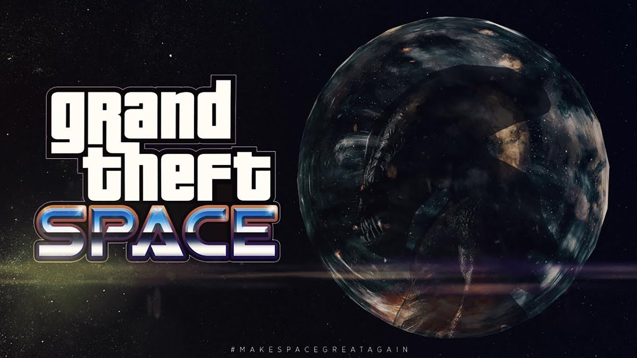 Grand Theft Space Version 1.0