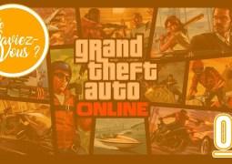 Le Saviez-Vous ? Première idée de GTA Online