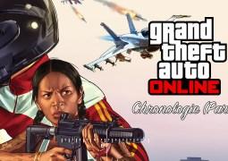 Dossier La Chronologie de GTA Online Part.1