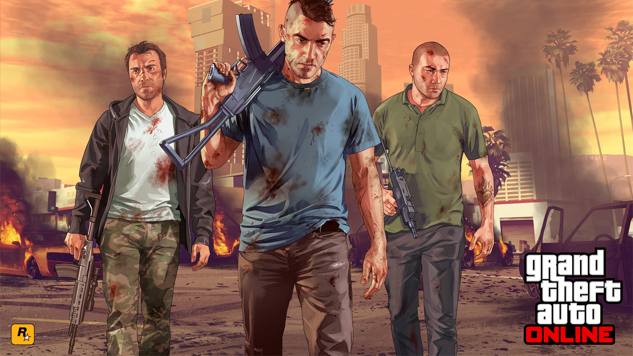 Rockstar Explique l'Evolution de GTA Online