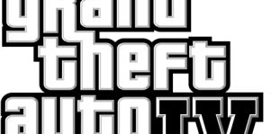 Logo Grand Theft Auto IV