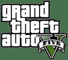 Logo Grand Theft Auto V
