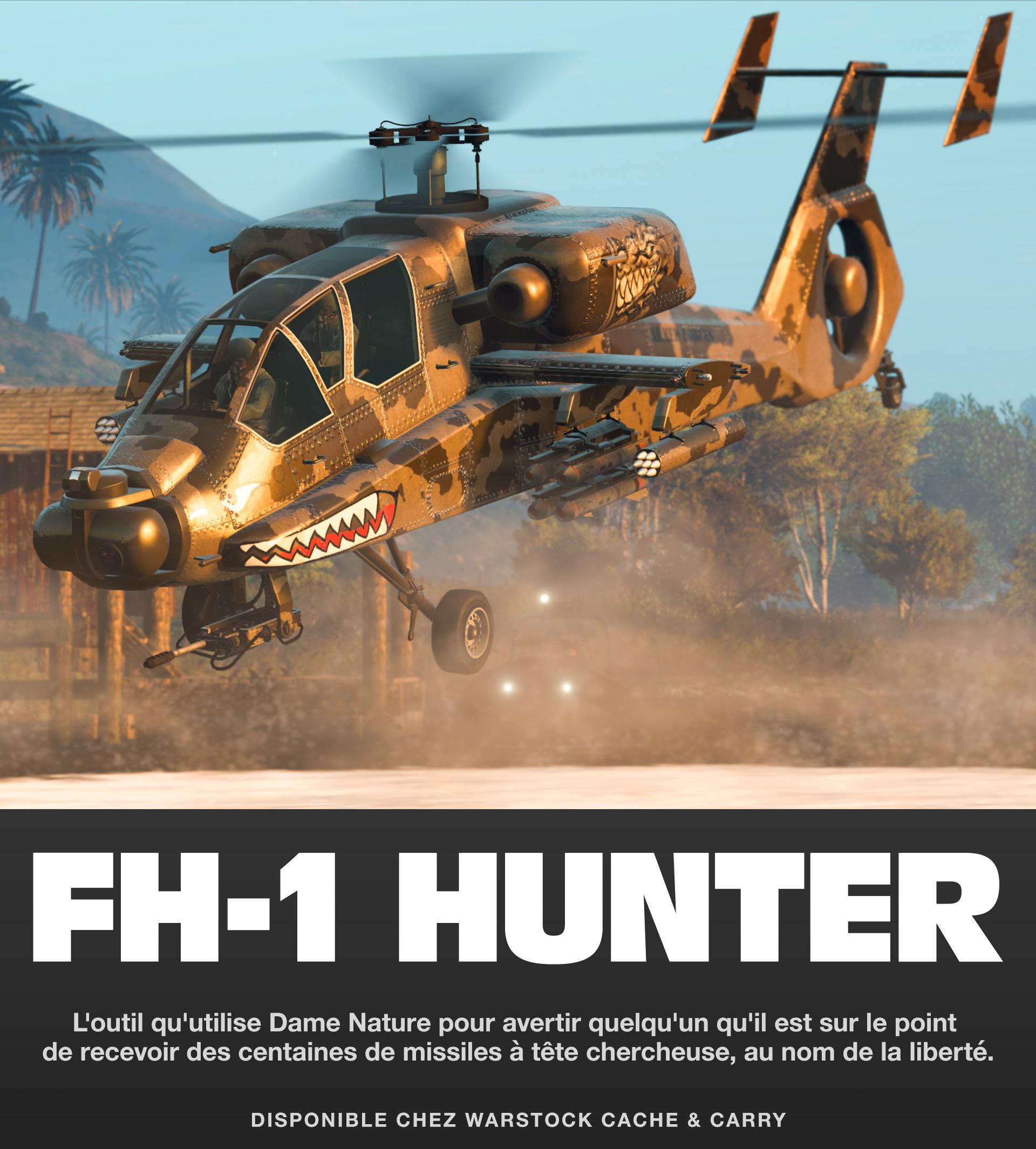 fh-1-hunter GTA Online