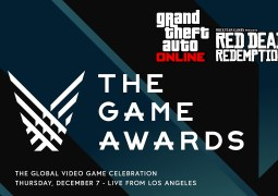 Red Dead Redemption II et GTA Online Game Awards 2017