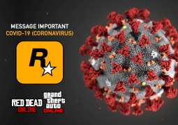 Coronavirus Rockstar Games