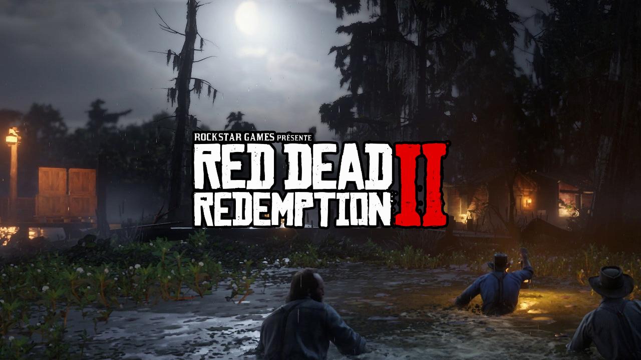 Mystère Red Dead Redemption II dans GTA Online