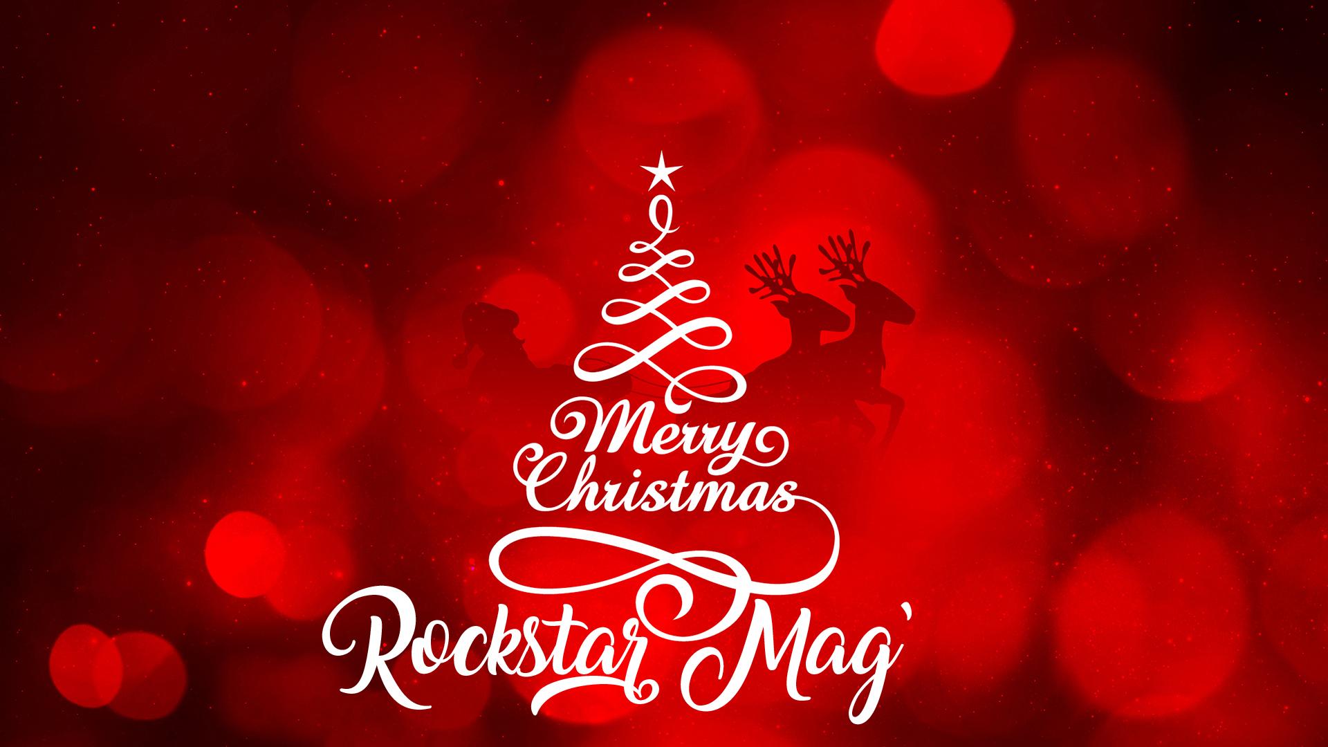 Joyeux Noël 2017 Rockstar Mag