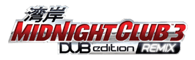 Logo Midnight Club 3 DUB Edition Remix