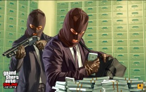 Artwork GTA Online - Heists 2