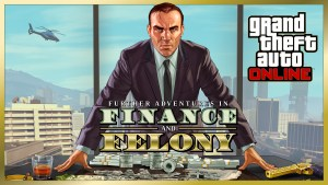 Artwork GTA Online - Finance and Felony