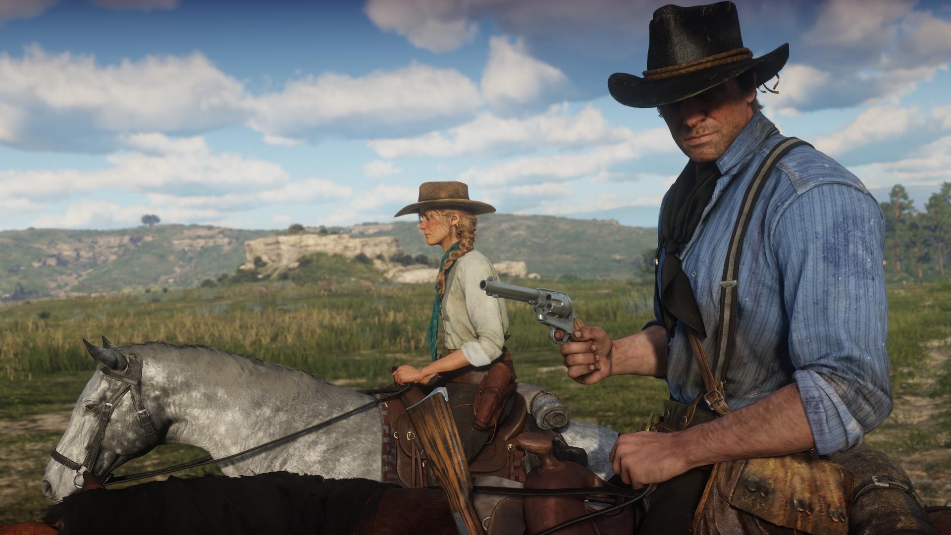 Red Dead Redemption 2 - Screen Février 2018 - 03