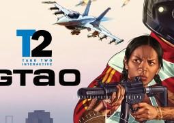 Take Two Dépose un nouveau logo pour GTA Online
