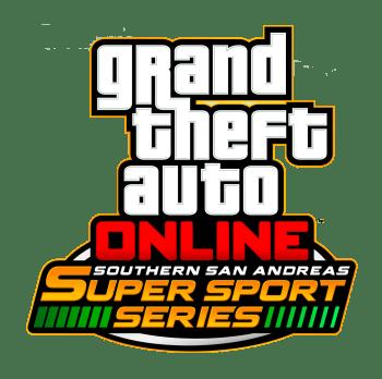 Logo GTA Online San Andreas Super Sport Series - On Trace à San Andreas