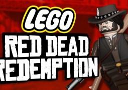 Red Dead Redemption recréé en jeu LEGO par un fan talentueux