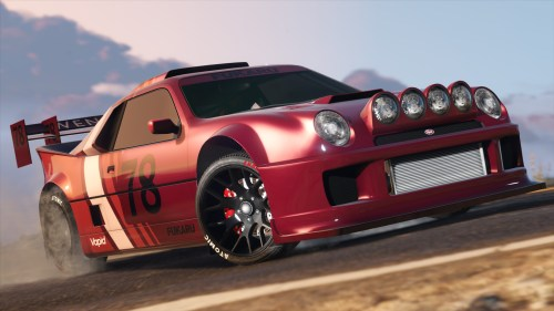 GTA Online Southern San Andreas Super Sport Series GB200
