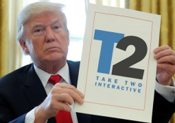Take Two à la Maison Blanche pour parler des jeux Violents