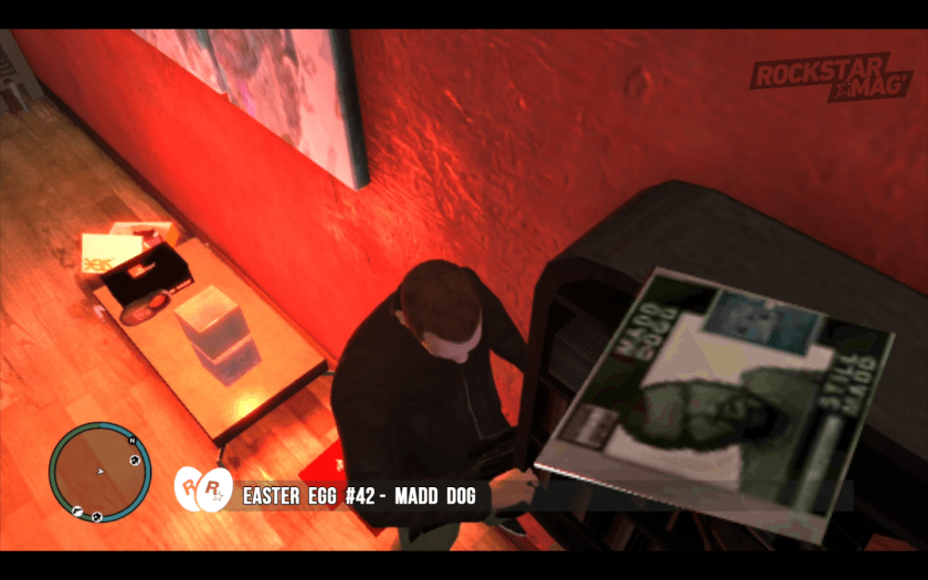 GTA IV - Easter Egg 42
