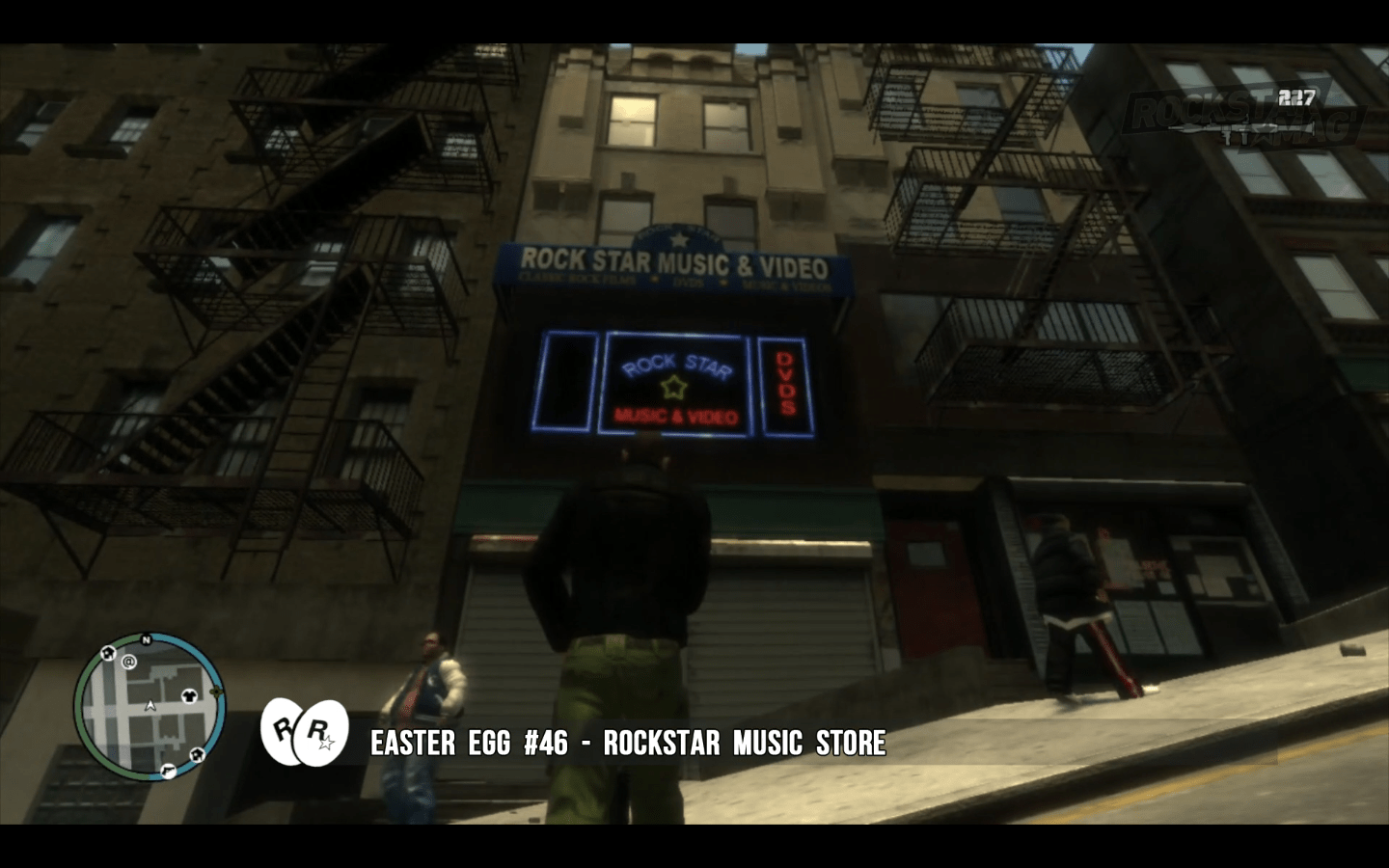 GTA IV - Easter Egg 46