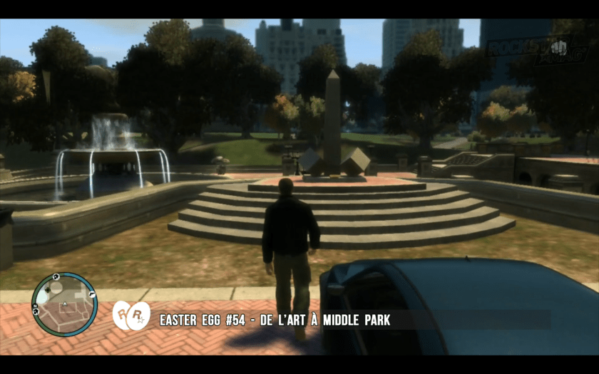 GTA IV - Easter Egg 54