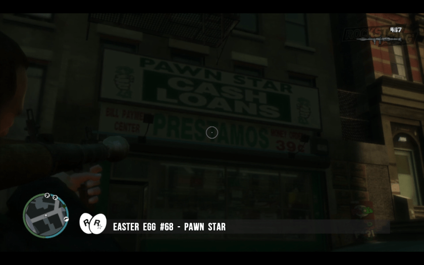 GTA IV - Easter Egg 68