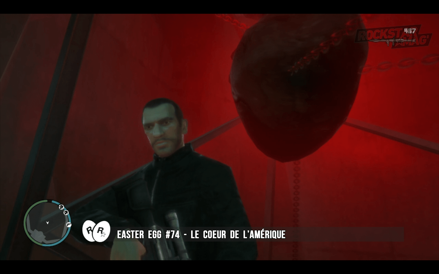 GTA IV - Easter Egg 74