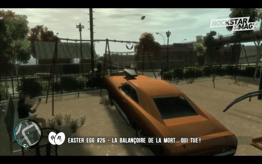 GTA IV - Easter Egg 26