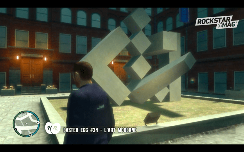 GTA IV - Easter Egg 34