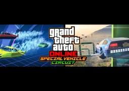 GTA Online : Les courses avec les véhicules spéciaux le 1er Mai !