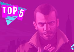 Top 5 by Rockstar Mag - Les Choses que l'on a adoré dans GTA IV - GTA 4