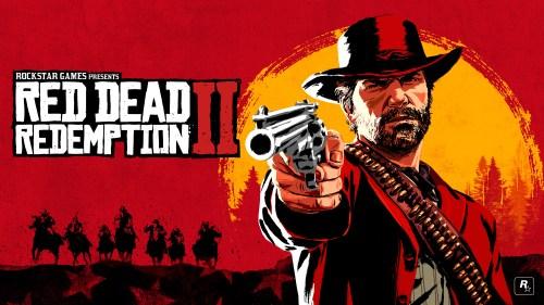 Artwork Red Dead Redemption II