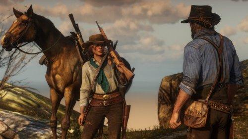 Nouvelles Images Red Dead Redemption II - 6 Mai 2018