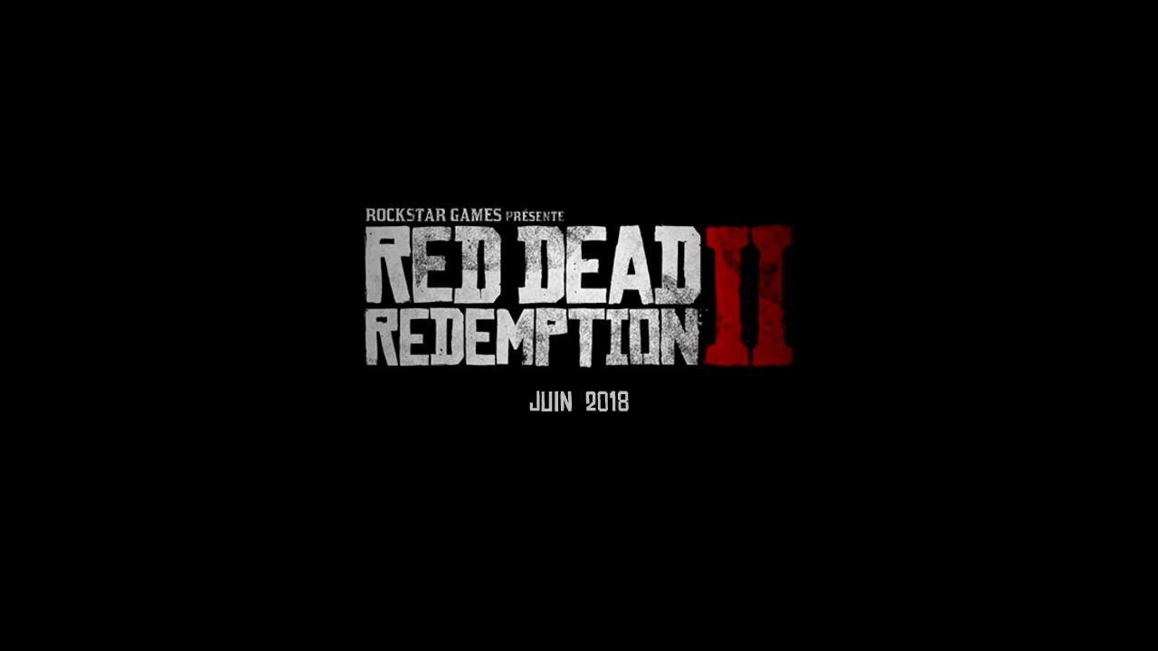 Plus d'infos sur Red Dead Redemption II le mois prochain avec les éditions collectors