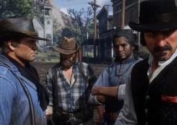 Plus de 1000 personnes sur le développement de Red Dead Redemption II