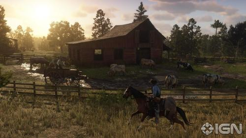 Image Preview Red Dead Redemption II - 3 Mai 2018