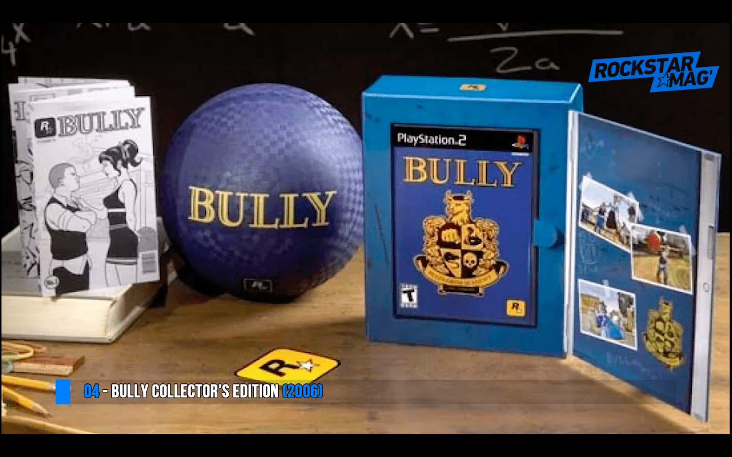 Edition Collector Bully