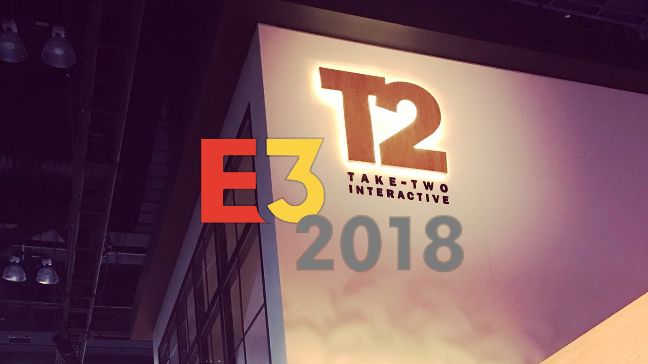 Take Two Interactive E3 2018 Red Dead Redemption II