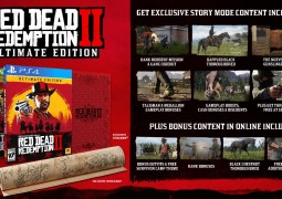 Rockstar Games annonce officiellement trois éditions + l'édition collector de Red Dead Redemption II
