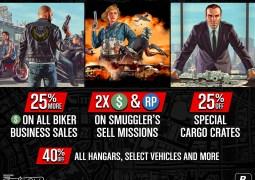 Nouvelle semaine spéciale sur GTA Online avec de nouveaux bonus pour les VIP