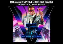 GTA Online : Jouez gratuitement à la nouvelle mise à jour sur PS4 sans le PS+ !