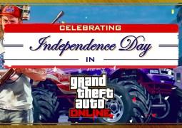 Découvrez le Jour de l'Independance 2018 sur GTA Online !
