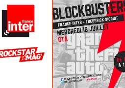 [REDIFF] Émission GTA sur France Inter avec Rockstar Mag' !