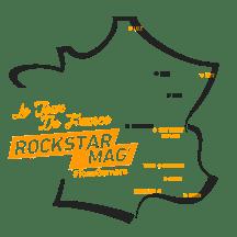 Logo Le Tour de France Rockstar Mag #TousGamers